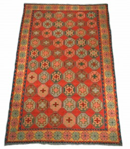 Antique Soumak Rug: Rugs & Textiles