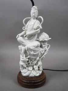 Buy Sell Chinese Lamp Troy NY Porcelain China