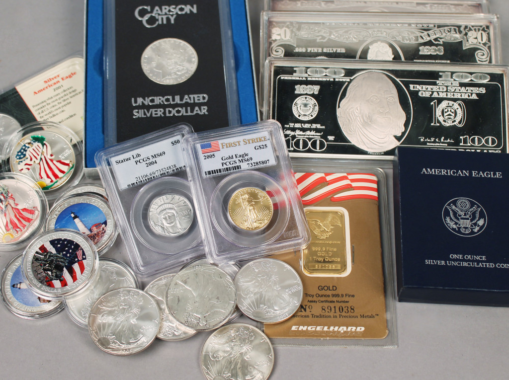 Buy Sell Investment Silver Gold Bullion Near Me