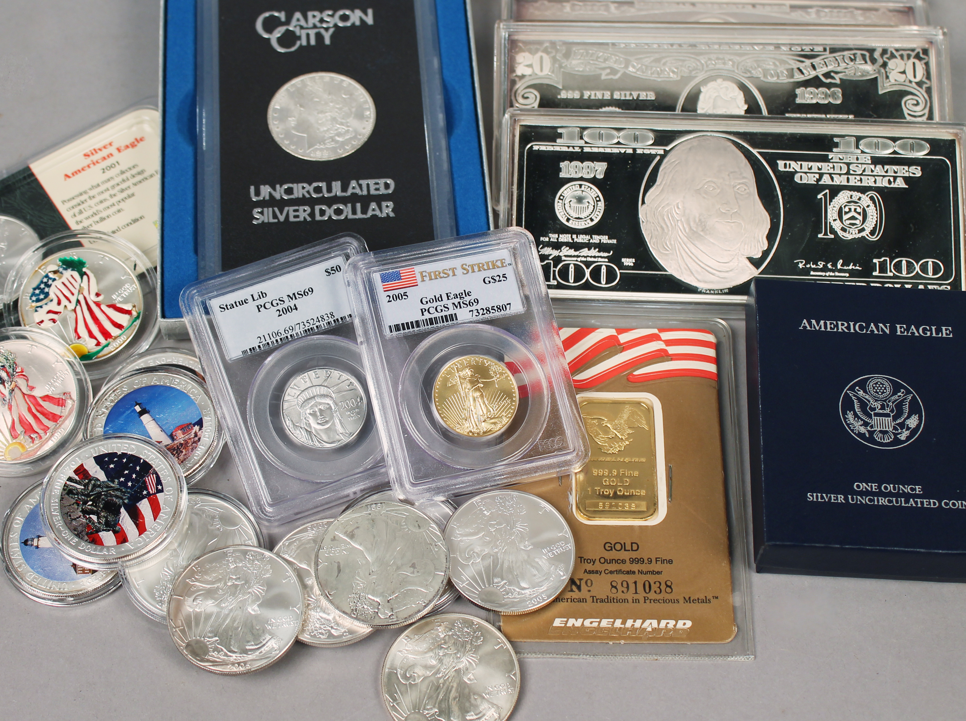 coins state quarters collection packed commemorative plated us l room coin historic nicely platinum property set
