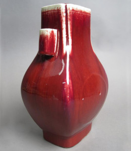 Art Glass & Art Pottery