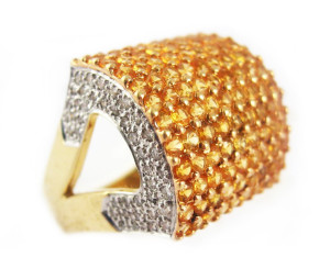 Buy Sell Jewelry Gold Platinum Gemstone Cocktail Ring Estate Near Me