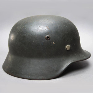 Antique Military Helmet