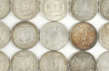 Antique American Silver Coins