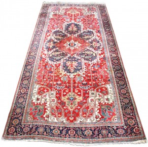 Antique Rug: Rugs & Textiles