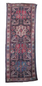 Antique Akstafa Rug: Rugs & Textiles