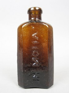 Vintage & Antique Bottles