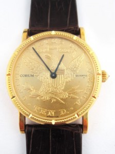 Buy Sell Gold Coin Wristwatch Watch Saratoga Springs Albany Colonie Clifton Park NY