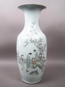 Buy Sell Asian Antiques Albany NY Chinese Painted Porcelain Vase